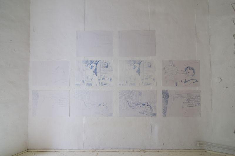 Annegret Kellner and Davit Horvitz. Long Distance Call, 2009.