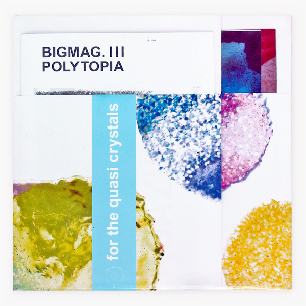 Big Mag 3 magazine and LP by StDSPS/De Player.