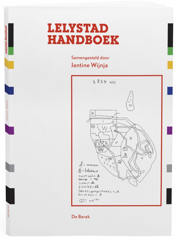 Lelystad Handboek, 2012. Design: Roosje Klap.